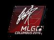 Sticker fox | MLG Columbus 2016