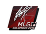 Skin Sticker | fox | MLG Columbus 2016
