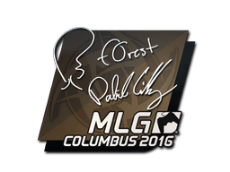 Sticker | f0rest | MLG Columbus 2016