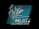 Sticker   fnx   MLG Columbus 2016