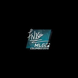 Sticker | fnx | MLG Columbus 2016