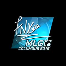 fnx (Foil) | MLG Columbus 2016
