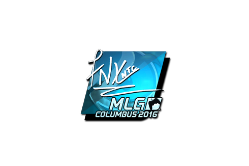 Sticker | fnx (Foil) | MLG Columbus 2016 Prices