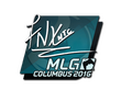 Sticker fnx | MLG Columbus 2016
