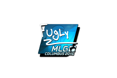 Sticker | FugLy (Foil) | MLG Columbus 2016 Prices