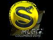 Sticker Splyce (Foil) | MLG Columbus 2016