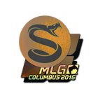 Sticker | Splyce (Holo) | MLG Columbus 2016