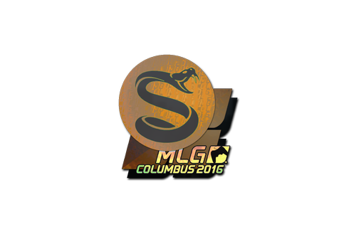 Buy Sticker | Splyce (Holo) | MLG Columbus 2016
