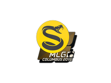 Skin Sticker | Splyce | MLG Columbus 2016