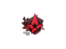 Skin Sticker | Astralis | Cologne 2016