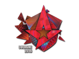 Sticker | Astralis (Holo) | Cologne 2016