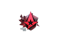 Skin Sticker | Astralis (Foil) | Cologne 2016