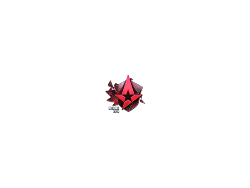 Sticker | Astralis (Foil) | Cologne 2016