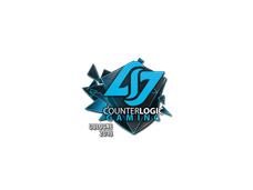 Skin Sticker | Counter Logic Gaming | Cologne 2016