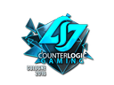 Sticker | Counter Logic Gaming (Foil) | Cologne 2016
