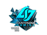 Skin Sticker | Counter Logic Gaming (Foil) | Cologne 2016