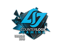 Sticker | Counter Logic Gaming | Cologne 2016