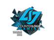 Sticker Counter Logic Gaming | Cologne 2016