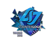 Sticker Counter Logic Gaming (Holo) | Cologne 2016