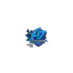 Sticker   Counter Logic Gaming (Holo)   Cologne 2016