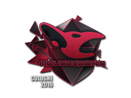 Sticker | mousesports | Cologne 2016