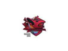 Skin Sticker | mousesports (Holo) | Cologne 2016