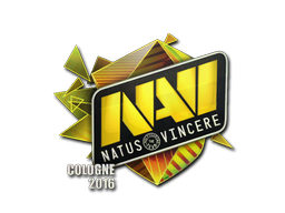 Sticker | Natus Vincere (Holo) | Cologne 2016