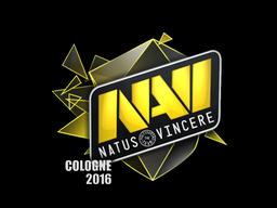Наклейка | Natus Vincere | Кёльн 2016