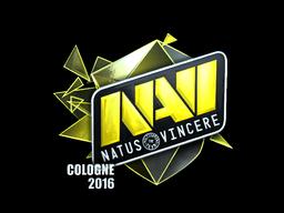 Sticker | Natus Vincere (Foil) | Cologne 2016