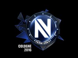Sticker | Team EnVyUs | Cologne 2016
