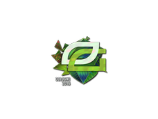 Skin Sticker | OpTic Gaming (Holo) | Cologne 2016