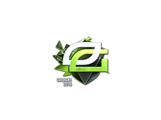 Skin Sticker | OpTic Gaming (Foil) | Cologne 2016