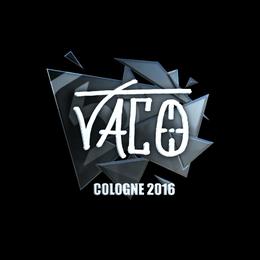 TACO (Foil) | Cologne 2016