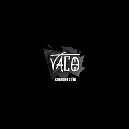 Sticker   TACO   Cologne 2016