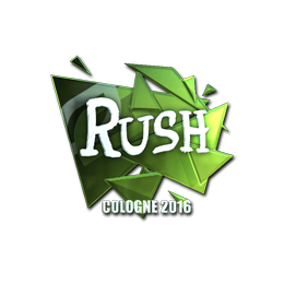 RUSH (Foil) | Cologne 2016