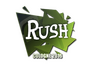 Skin Sticker | RUSH | Cologne 2016