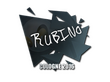 Sticker RUBINO | Cologne 2016