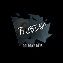 RUBINO | Cologne 2016