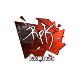 RpK (Foil) | Cologne 2016