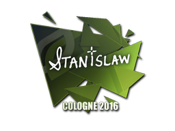 Sticker | STANISLAW | Cologne 2016