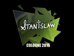 Sticker | STANISLAW | Cologne 2016