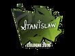 Sticker STANISLAW | Cologne 2016