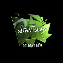 stanislaw (Foil) | Cologne 2016