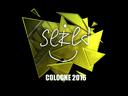 Sticker | seized (Foil) | Cologne 2016