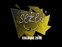 seized | Cologne 2016