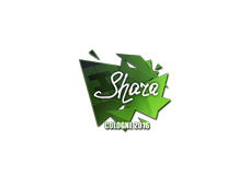 Skin Sticker | Shara | Cologne 2016