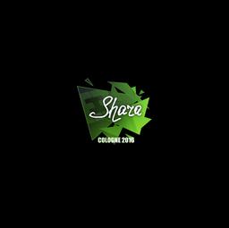 Sticker | Shara | Cologne 2016