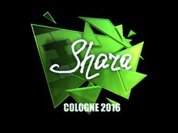 Shara | Cologne 2016