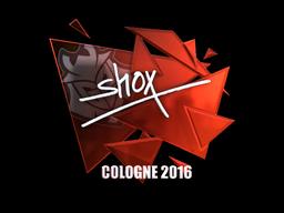 shox | Cologne 2016