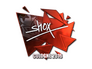 Skin Sticker | shox (Foil) | Cologne 2016